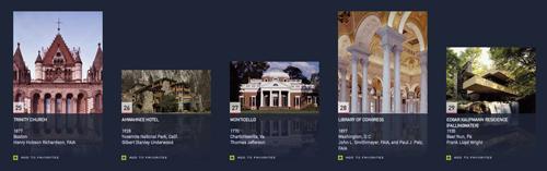 Americas Favorite Architecture