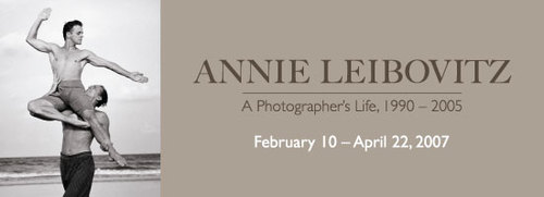 Annie Leibovitz at the San Diego Museum of Art