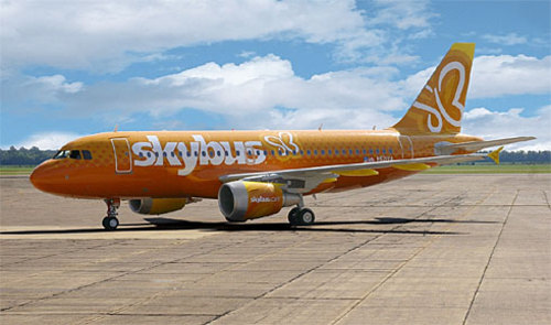 Skybus Airbus A319