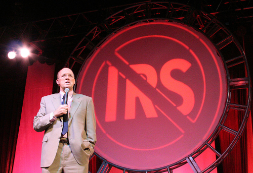 Abolish the IRS by chasingfun at flickr