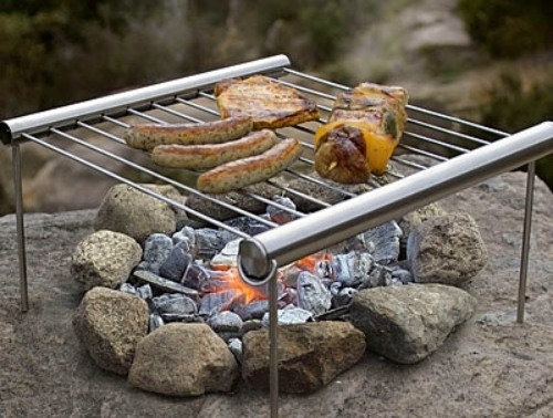 Grilliput - The World's Smallest BBQ Grill