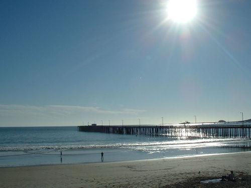Avila Beach Sun by Hey Paul at flickr