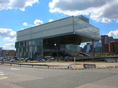 Boston Institute of Contemporary Art - courtesy of Karas Glass