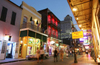 Bourbon Street courtesy of Roby Beck, Getty Images