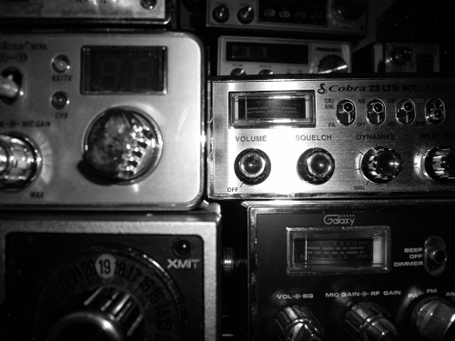 CB Radio II by jason_shipps at flickr