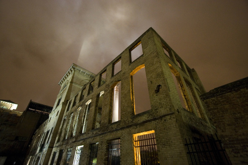 Cotton Mill Lofts by brookenovak at flickr