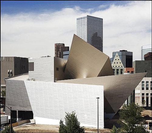 Denver Art Museum: TripCart :: The Travel Blog: Museums