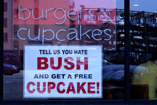 free cupcake by .bastian at flickr