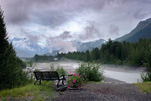 Glacier Creek by eteela at flickr