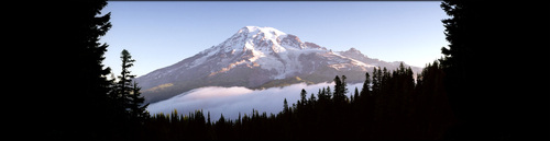 Mount Rainier from the South