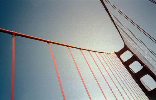 Passing Golden Gate by aslakr at flickr
