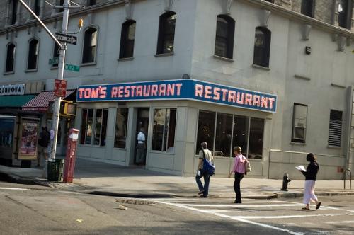 Toms Restaurant by daecks at flickr