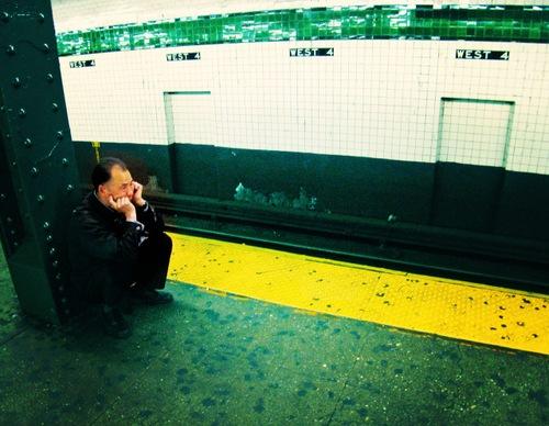 New York City Subway Smells