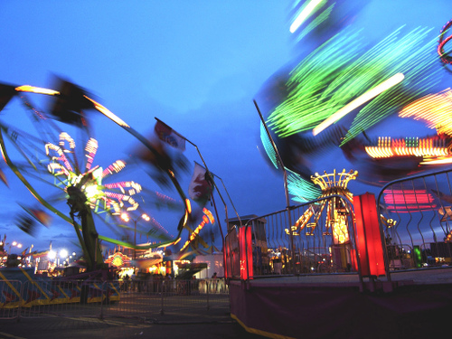 Warp speed by ishrona at flickr